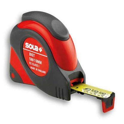 Obrázok pre výrobcu SOLA - Zvinovací meter 5m x 19mm 50021301