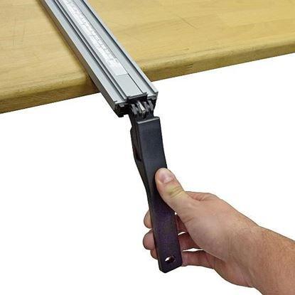 Obrázok pre výrobcu IGM Predĺžená rukoväť pre pravítko s rýchloupínaním PGC 146-1105