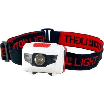 Obrázok pre výrobcu EXTOL svetlo čelovka 1W 2LED 43102
