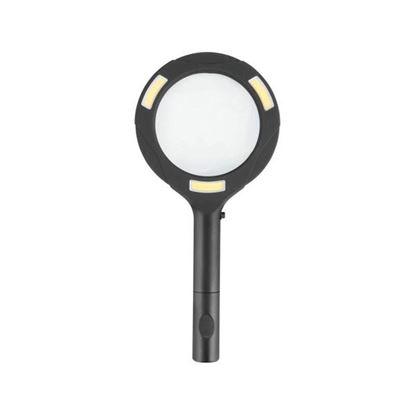 Obrázok pre výrobcu EXTOL lupa so svetlom 80mm 43159