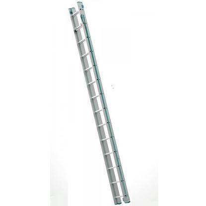 Obrázok pre výrobcu Dvojdielny výsuvný rebrík ovládaný lanom EUROSTYL (od 3,98m do 7,66m)