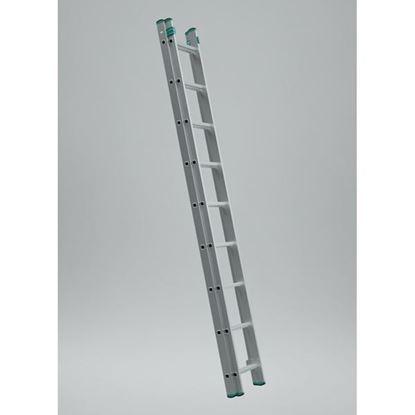 Obrázok pre výrobcu Dvojdielny výsuvný rebrík EUROSTYL (od 1,99m do 7,66m)