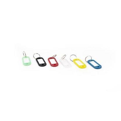 Obrázok pre výrobcu Rozlišovač kľúčov s menovkou 1ks /204BREL012/