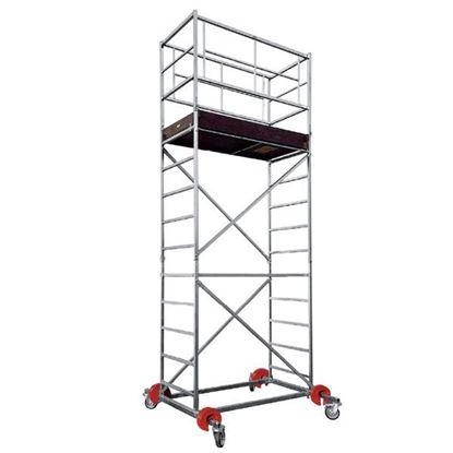 Obrázok pre výrobcu Oceľová pracovná plošina MPP 150kg