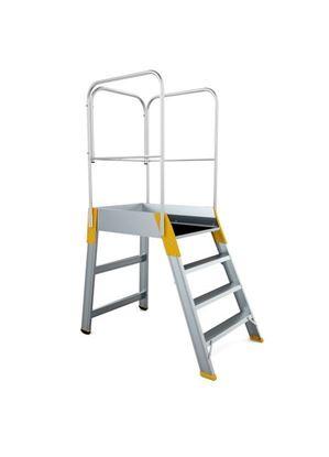 Obrázok pre výrobcu FORTE rebrík - Mostík jednostranný 150kg
