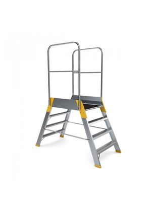Obrázok pre výrobcu FORTE rebrík - Mostík obojstranný 150kg
