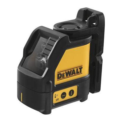 Obrázok pre výrobcu DEWALT DW088CG lasér krížový zelený