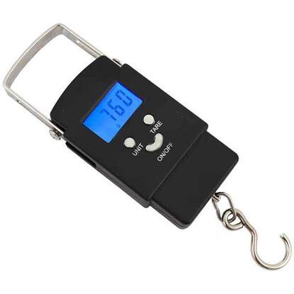 Obrázok pre výrobcu XL-TOOLS Ručná digitálna váha 50 kg / 10 g, zvuk 2.WARC1