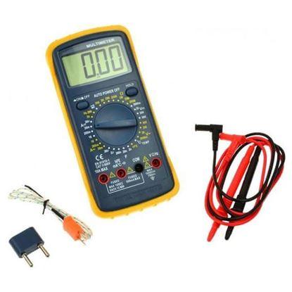 Obrázok pre výrobcu GEKO multimeter digitálny PREMIUM 5808 G30821