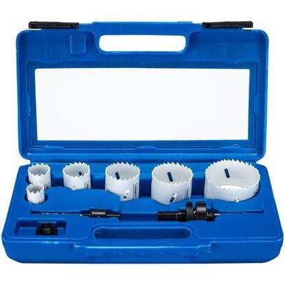 Obrázok pre výrobcu NAREX sada vykružovačov BIM 8-dielna 65405871