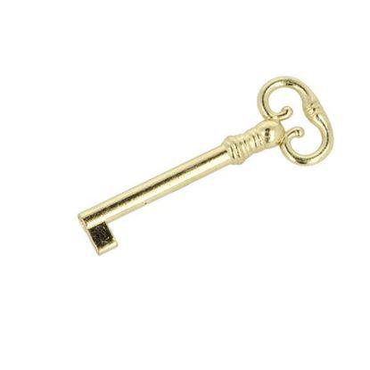 Obrázok pre výrobcu Ozdobný kľúčik LYRE 35mm