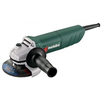 Obrázok pre výrobcu METABO W750-115 uhlová brúska 601230500