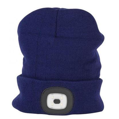 Obrázok pre výrobcu STREND PRO čiapka so svetlom modrá, detská 3133308