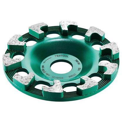 Obrázok pre výrobcu FESTOOL Diamantový kotúč DIA STONE-D130 PREMIUM 769166