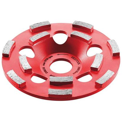 Obrázok pre výrobcu FESTOOL Diamantový kotúč DIA ABRASIVE-D130-ST 499973