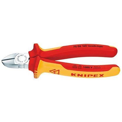 Obrázok pre výrobcu KNIPEX Bočné štipacie kliešte 180 mm VDE 7006180
