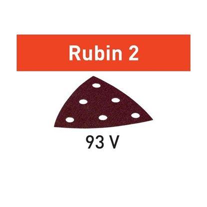 Obrázok pre výrobcu FESTOOL Brúsny výsek STF V93/6 RUBIN2 1ks