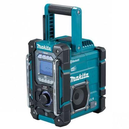 Obrázok pre výrobcu MAKITA DMR301 aku. rádio s funkciou nabíjania akumulátorov