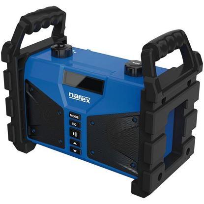 Obrázok pre výrobcu NAREX Stavebné rádio BT-02 65405613
